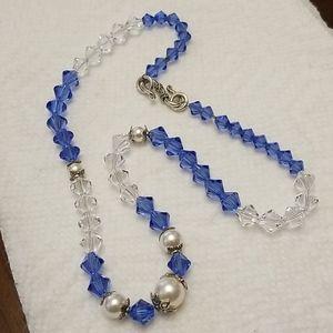 Jewelry - Handmade Crystal Necklace